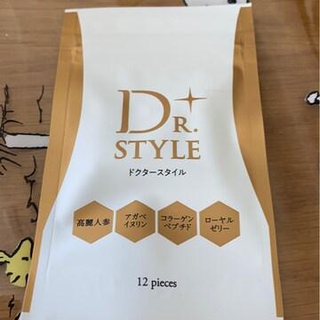 ドクタースタイル 12粒 賞味期限2022.4 未開封☆