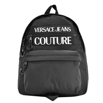 ◆新品本物◆ヴェルサーチジーンズ バックパック(BK)『E1YZAB60』◆