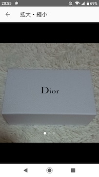 Dior箱Boxクリスチャンディオール