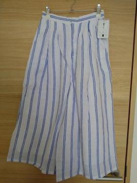 MERCURY DUO 麻パンツ 新品タグ付