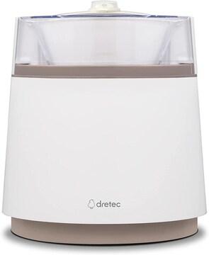 ドリテック ブラン アイスクリームメーカー IM-600WT