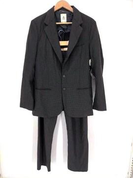 MANDO(マンドー)チェックテーラードジャケット&スラックスパンツ スーツセットアップスーツセットアップ
