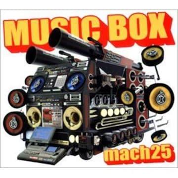 MUSIC BOX mach25☆即決価格です♪