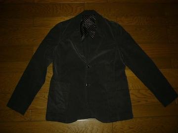新品SILASサイラス2BジャケットMコーデュロイドット柄テラード