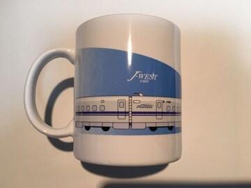 ■J-WEST のぞみマグカップ