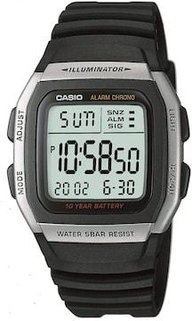 カシオは懐かしさと斬新なデザイン多機能デジタル時計です