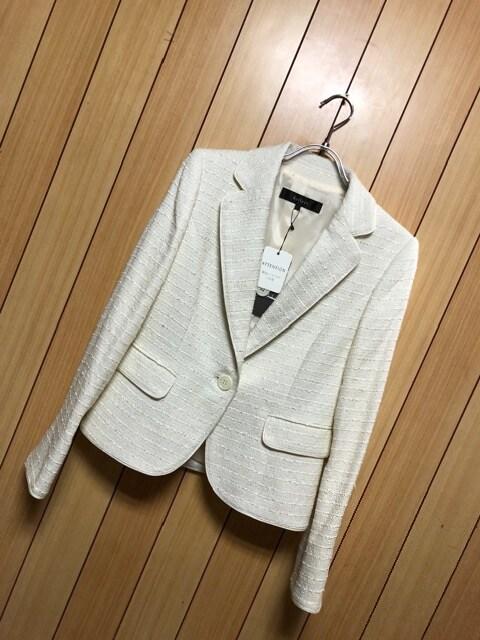 3.6万新品タグ付きReflect★ツィードジャケット