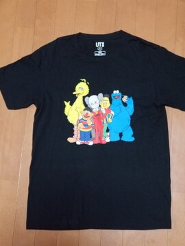 ◆SESAME STREETコラボTシャツ◆L◆