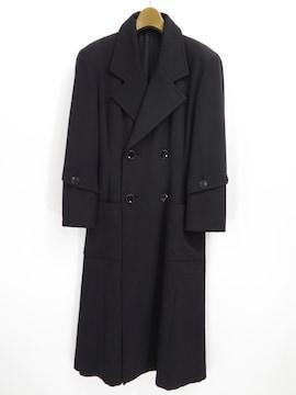 1989AW ヨウジヤマモオト ミリタリー アーマー ロング ウール コート ビンテージ