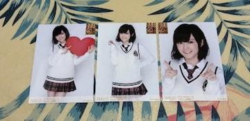 元NMB48山本彩☆公式生写真〜2015January5枚+7枚計12枚セット!