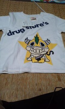 drugstore's 男女兼用Tシャツ 90cm
