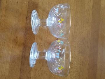 デザートグラス2個セット