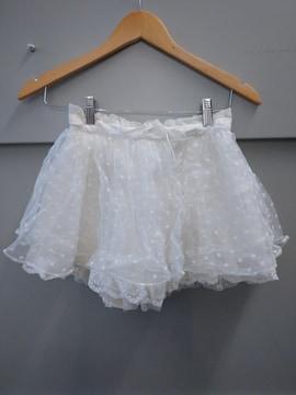 LIZ LISA☆お花刺繍のスカパン