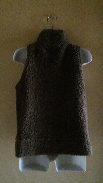 【即決】CYNTHIA◆フワフワ&暖か◆ブラウンボアベスト◆サイズM < 女性ファッションの