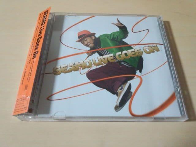 SEAMO CD「Live Goes On」★  < タレントグッズの