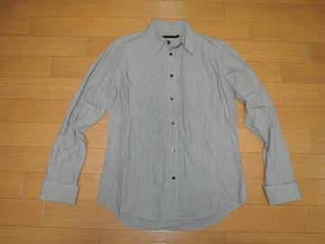 ネクサスセブン NEXUS† ドレスシャツ 48 千鳥柄 7