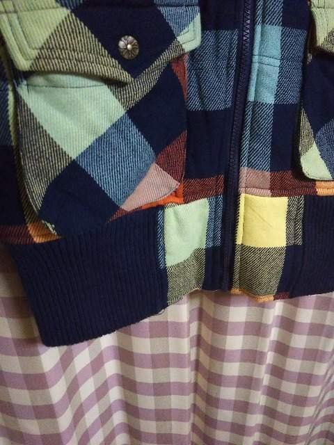 ★ Nil gallery ジャンバー ジャケット ダウンタイプ サイズM同梱不可 < 女性ファッションの