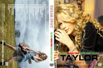 Taylor Swift 東京ドーム 5.6 2015 テイラースウィフト �ADVD