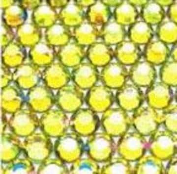 ● 1.5mm ● デコ用ストーン  2000粒 ライトイエロー