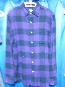 チェックシャツ◇Mサイズ