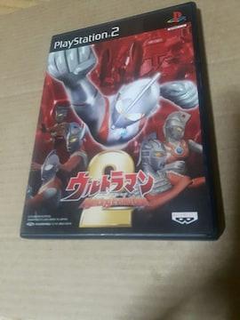PS2☆ウルトラマン ファイティングエボリューション2☆