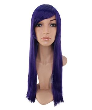 Wigs2you C-005 C-Purple☆コスプレウィッグ