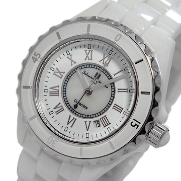 サルバトーレマーラ 腕時計 SM15151-WHR