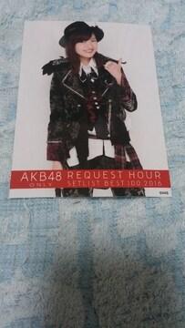 AKB48 リクアワ2016宮澤佐江特典写真