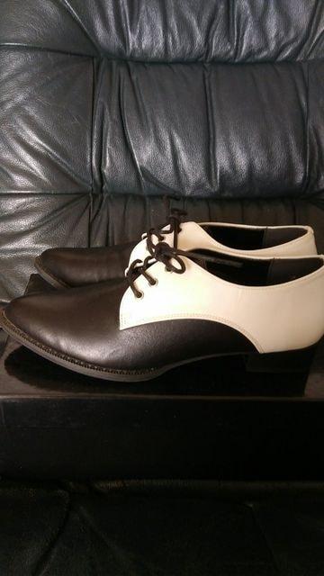 新品☆MOUSSY靴L < ブランドの