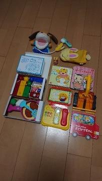 中古 こどもちゃれんじ ぷち 1歳〜2歳