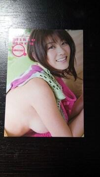 原幹恵 トレーディングカード 028