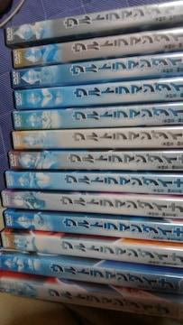 ウルトラマンダイナ全13巻 レンタル専用品