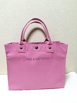 PAUL&JOE SISTER★ポール&ジョーシスター★トートバッグ/新品
