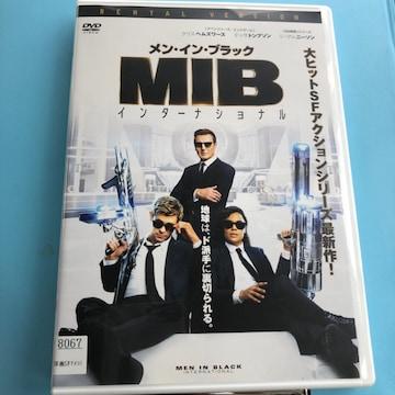メン・イン・ブラック:インターナショナル DVD