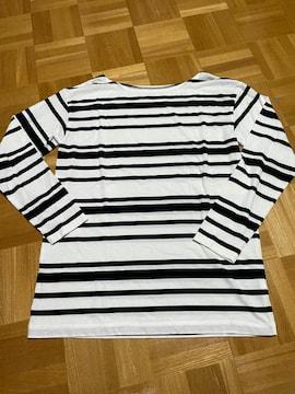 Ungrid アングリッド ボーダーTシャツ レディース