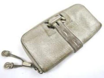 E10512正規本物ジミーチュウ■長財布■売切