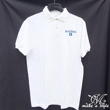 Duke デューク ブルーデビルズ ポロシャツ 半袖 424 M