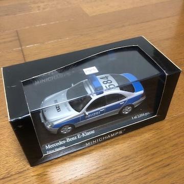 即決 Mercedes-Benz E-Class Hamburg Police