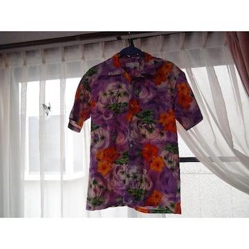 ASTRAYのアロハシャツ(M) 日本製!。