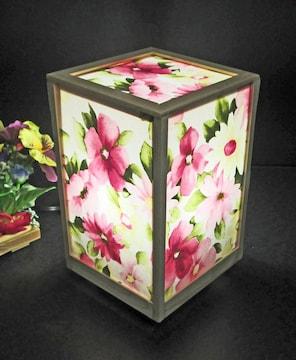 豆形・宿り木の花 LED/SG-131 幻想・花びら談話室
