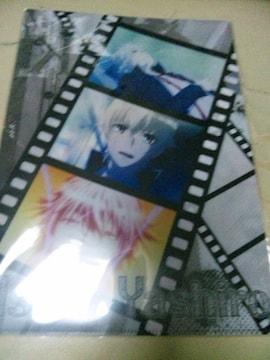 Kアニくじ 2.0Fー1賞ファイルセット シロネコ アニメk
