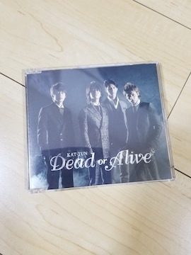 KAT-TUN 「Dead or Alive」通常盤
