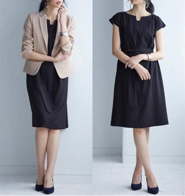 新品☆5Lストレッチ素材スーツ入学卒業セレモニー仕事にも☆d155 < 女性ファッションの