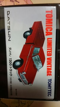 トミカリミテッドヴィンテージ ダットサン 1200トラック 北米仕様 未開封 新品 限定