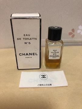 CHANEL シャネル No.5 ナンバー5 EDT 香水 19ml