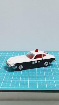 絶版 NO.6日産フェアレディZ432 パトロールカー警視庁
