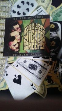 Godless wicked creeps tribute album�峠イコビリーpsychobilly