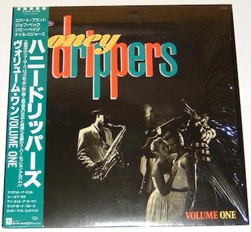 ハニードリッパーズ『ヴォリューム・ワン』帯付LP