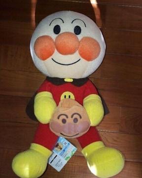 アンパンマン 大きい ぬいぐるみ 人形