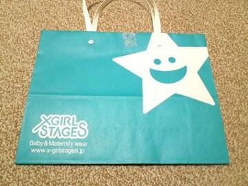 X-GIRL エックスガールショップ袋